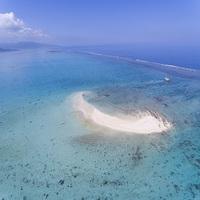 たっぷり1日満喫!『幻の島』&お魚畑シュノーケル付きプラン