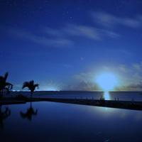 【これ断然お得で便利!】【2食付】石垣〜小浜島往復乗船券付!ALLAMANDA LuxuryStay