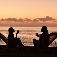 【女性限定】【朝食付】小浜島へオトナ女子旅!《琉球スパ&ジャグジー利用券付》癒しのバカンス!