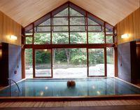 【トンボの湯入浴券付/朝食付】シャンブル・ドットで過ごす軽井沢時間 軽井沢の温泉でゆったりプラン