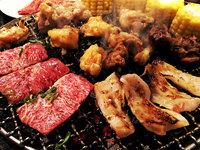 手ぶらでもBBQが楽しめます♪ BBQ機材・お肉・野菜・おにぎり付 [きゃんぱ・BBQプラン]