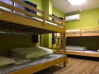洋室 4名BED