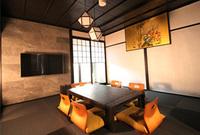 【夕食付】冬の京都は町家スタイルの貸切宿でプライベートステイ!夜は鍋で温まろう(1〜6名様利用)