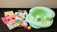 【キッズルーム】家族4人利用にオススメ!赤ちゃんセット&キッズおもちゃ有<和洋室>ファミリープラン♪