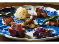 北陸で肉を味わう!ミシュランも獲得した緑草音で楽しむ 能登牛メインの肉尽くしの夕食付きプラン