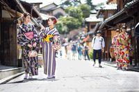 着物で散策!!非日常体験!京都散策宿泊プラン<食事なし>24時間ステイ