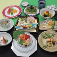 東京たびストーリー【プレミアム会席】■和食/本格会席■ご宿泊プラン(夕朝2食付)