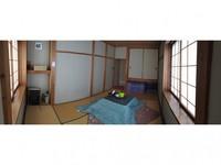 和室 共用バスルーム 5畳〜10畳素泊りプラン,直前予約できます。