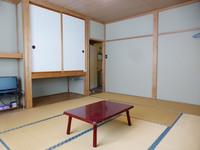 和室 共用バスルーム 5畳〜10畳