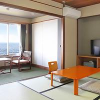 【別館】和室7.5畳 海側 (禁煙)