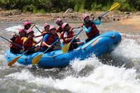 【ラフティングツアー付きプラン】1棟貸しコテージ滞在+清流尻別川でラフティング体験!