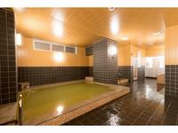 【カップルプラン】サウナ付 天然温泉で癒されよう♪Wi-Fiフリー/全室禁煙/素泊まりプラン