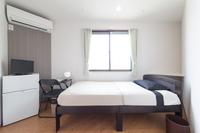 【全室禁煙・シンプル&機能的】シングルルーム