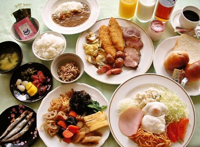ご朝食バイキング付き限定プラン