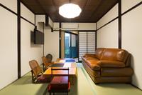 自転車付♪【何人でもお値段変わらず】京都の伝統的な家屋である『京町家』に暮らすように泊まる