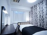 【本館】セミダブル【禁煙室】12平米/120cm幅ベッド1台