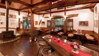 【新春20%off】薪ストーブの心地よい温もり。落ち着いた雰囲気の中でのオリジナルコース料理プラン