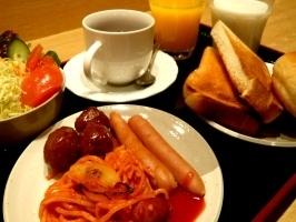 【ご朝食バイキング付きスプリング・プラン】