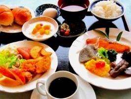 【ご朝食バイキング付きサマー・プラン】