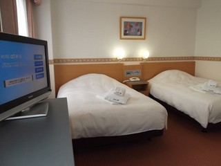ホテル・アルファ-ワン新潟