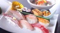 ■すし会席プラン■新鮮な日本海の幸のにぎり&とろける食感黒毛和牛【会場食】