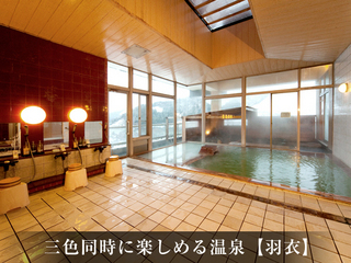 <お日にち限定>チェックイン20時までOK!阿賀野川を眺めながら露天風呂を楽しむ【素泊まりプラン】