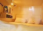 【カプセルセミダブルベット】横幅1200タイプ■浴場あり