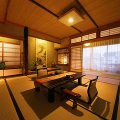 【特別室】◆指宿◆12.5帖+応接間+檜風呂【指宿の棟】