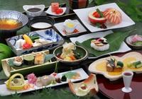 精進会席プラン(お肉やお魚、卵などの食材を使用しない会席)