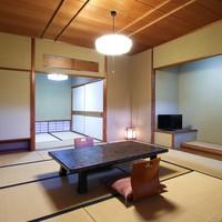 【基本プラン】「深山荘」ご宿泊プラン −グループでも楽しめる広めのお部屋−