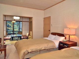 【基本プラン】景山荘「水仙之間」ご宿泊プラン 和洋室タイプ