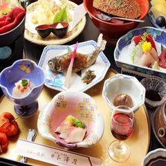【直前割】〜週末へのお誘い〜《特別価格》お得に楽しむ♪旬の信州郷土料理プラン【1泊2食付】