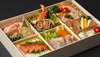 【部屋食】期間限定「九州・佐賀フェア【極み】」極上「佐賀牛」も入ったルームサービスディナー・朝食付