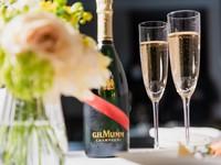 【記念日】Happiest Moment 〜最上の時間を〜 アミューズボックスとシャンパンをお部屋に