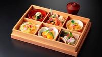 部屋食【おこもり会席ディナー&ステイ】日本料理「木の花」季節の会席ディナーをルームサービスで・朝食付