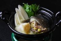 【露天風呂無料貸切】上質なコラーゲンを召し上がれ♪和の高級食材☆彡お試し!【すっぽん鍋プラン】