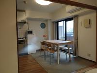 いつもの「Lタイプ」プラン 和室+洋室 ご家族・グループ向け 大型キッチンあり 角部屋