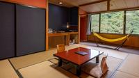 ◆【禁煙】和室10畳+和室10畳(お布団敷きのお部屋)