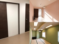 1室2部屋和洋室306 307