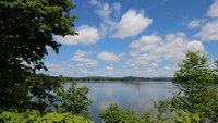 【寝具セットなし】1棟まるまる貸し切り♪朱鞠内湖の目の前!大自然に囲まれたログキャビンで過ごそう!