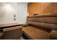 女性専用ドミトリーA個室(1名用半個室)