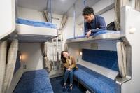 Train Hostel 北斗星