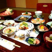 一番人気【2食付】青い目のおもてなし+Chef武井の手を創作料理+上山田温泉の美肌の湯