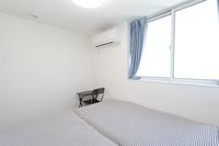 直前限定 部屋指定なし 鍵付個室、水、タオル完備