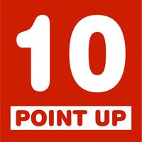 【ポイントUP】楽天スーパーポイント10倍還元!おトクなプラン[朝食]