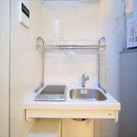 1日2組限定のお宿!☆ご家族や友達同士でのご利用に☆キッチン、洗濯機完備。WiFi無料♪