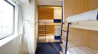 《禁煙個室 最大4名》ドミトリー4ベッド:共用バスルーム