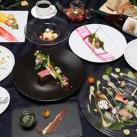 '北海道の美味を堪能・創作モダンフレンチ「EZO CUIZINE(エゾ・キュイジーヌ)」2大特典付