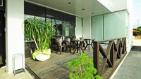 宮古島の観光・ビジネスに☆ カフェレストランでのんびりと! スタンダードプラン(素泊まり)