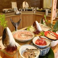 【楽天イーグルス感謝祭】50%OFF 日本海大舟盛りバイキング♪約50種類の中から食べ放題!